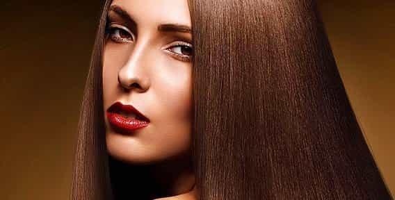 Кератиновый уход - оздоравливает волосы