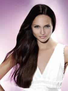 биоламинирование на длинные волосы