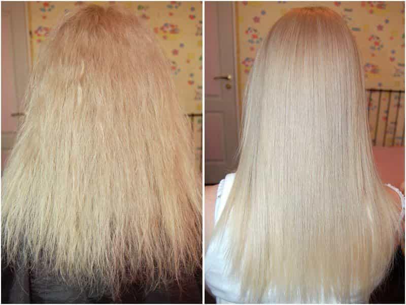 Лечение и восстановление волос в домашних условиях