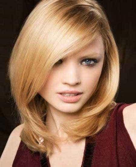 100 причесок для средней длины волос