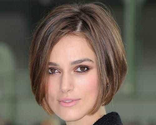 фото причёсок на каре фото с челкой