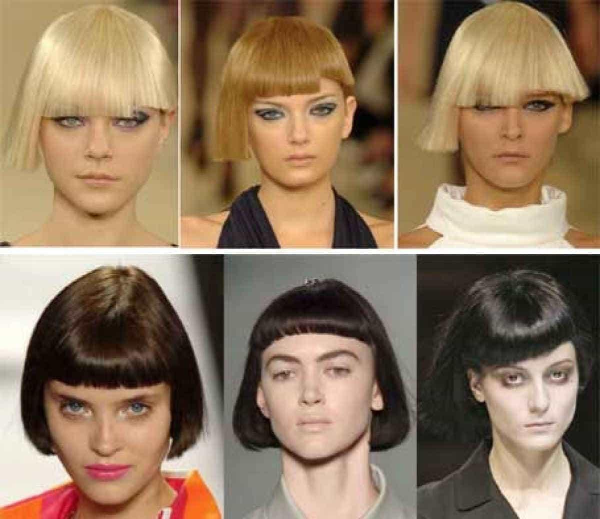 «Овальная форма лица» Подбираем стрижки и макияж 30