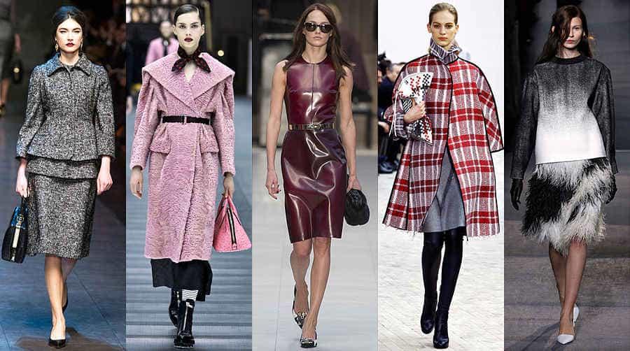 Модные новинки сезона осень-зима