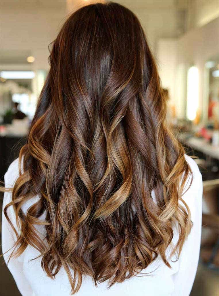 Колорирование на мелированные волосы - 8