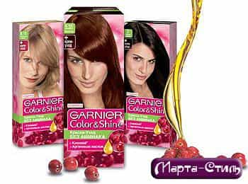 Garnier Color and Shine