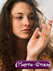 4. Тусклые волосы