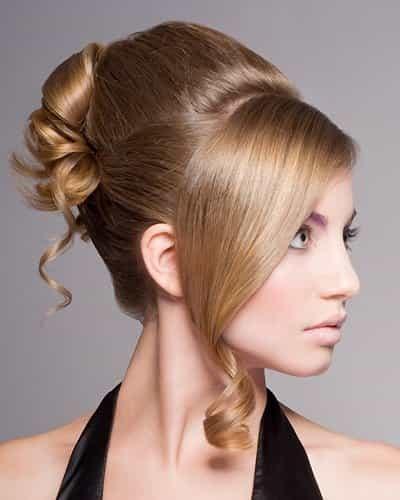 Свадебные прически для волос любой длины