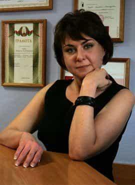 Оксана - Администратор