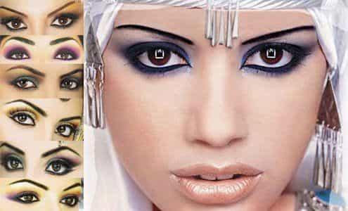 14 способов сделать глаза визуально больше с помощью макияжа