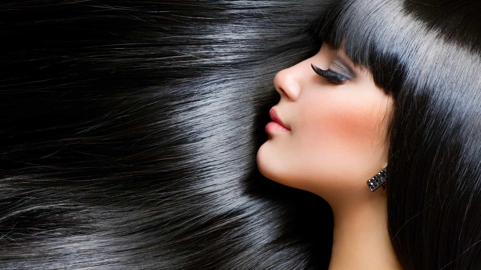 Кератиновое лечение волос в Минске