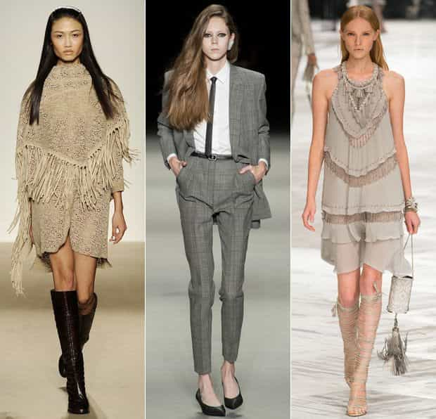 Что модно весной 2014