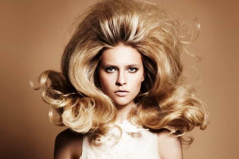 Естественный объем для волос