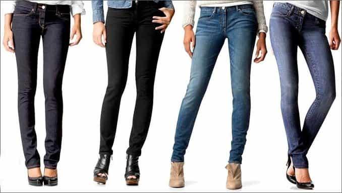 Модные джинсы весна-лето 2014