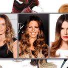 Тренды в окрашивании волос 2014