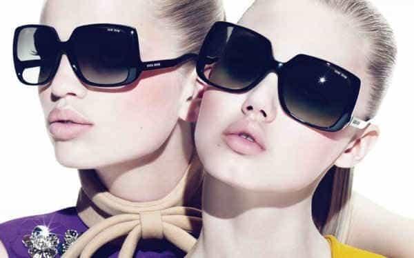 Стильные очки для защиты глаз