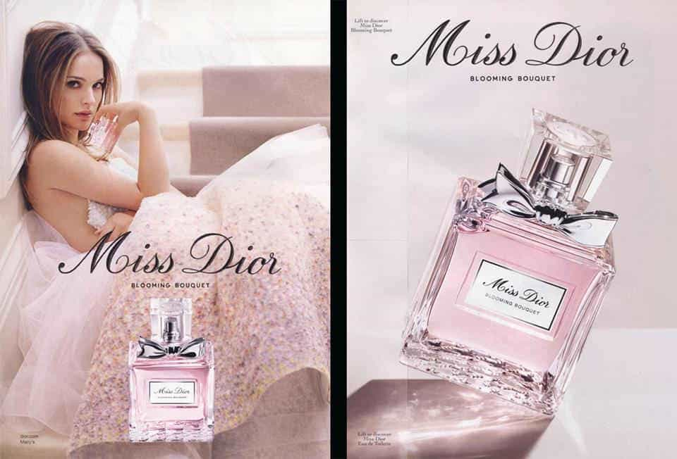 Miss Dior Blooming Bouquet 2014