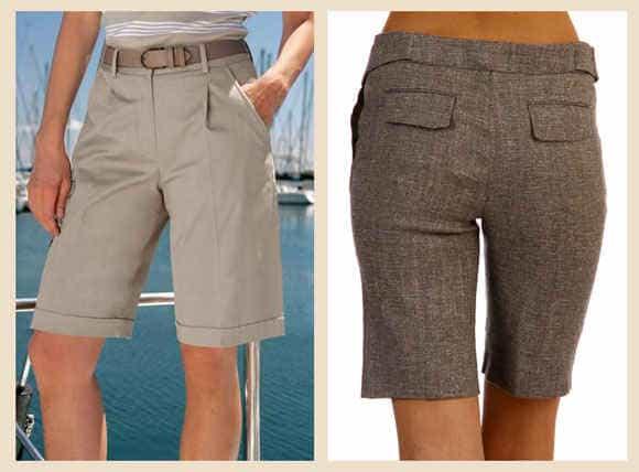 Классические шорты 2014