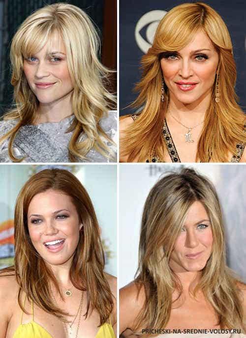 Многоярусные, ступенчатые и асимметричные стрижки на длинных волосах2