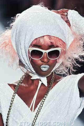 Мода от кутюр - очки