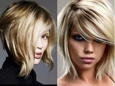 Стиль гранж на длинных волосах