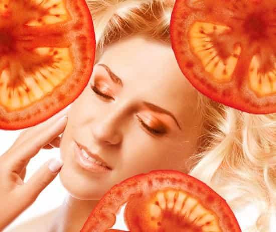 помидорная маска