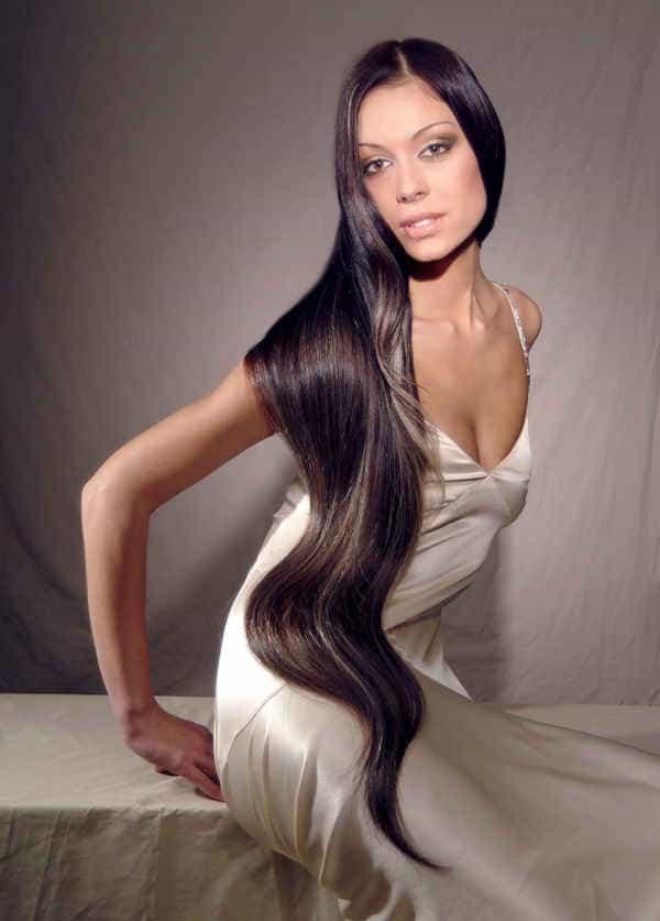 длинные волосы - это реально