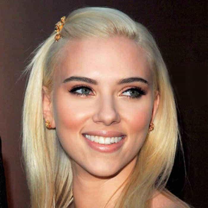 красивое тонирование в блонд