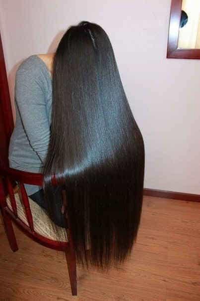 подарите себе красивый волос