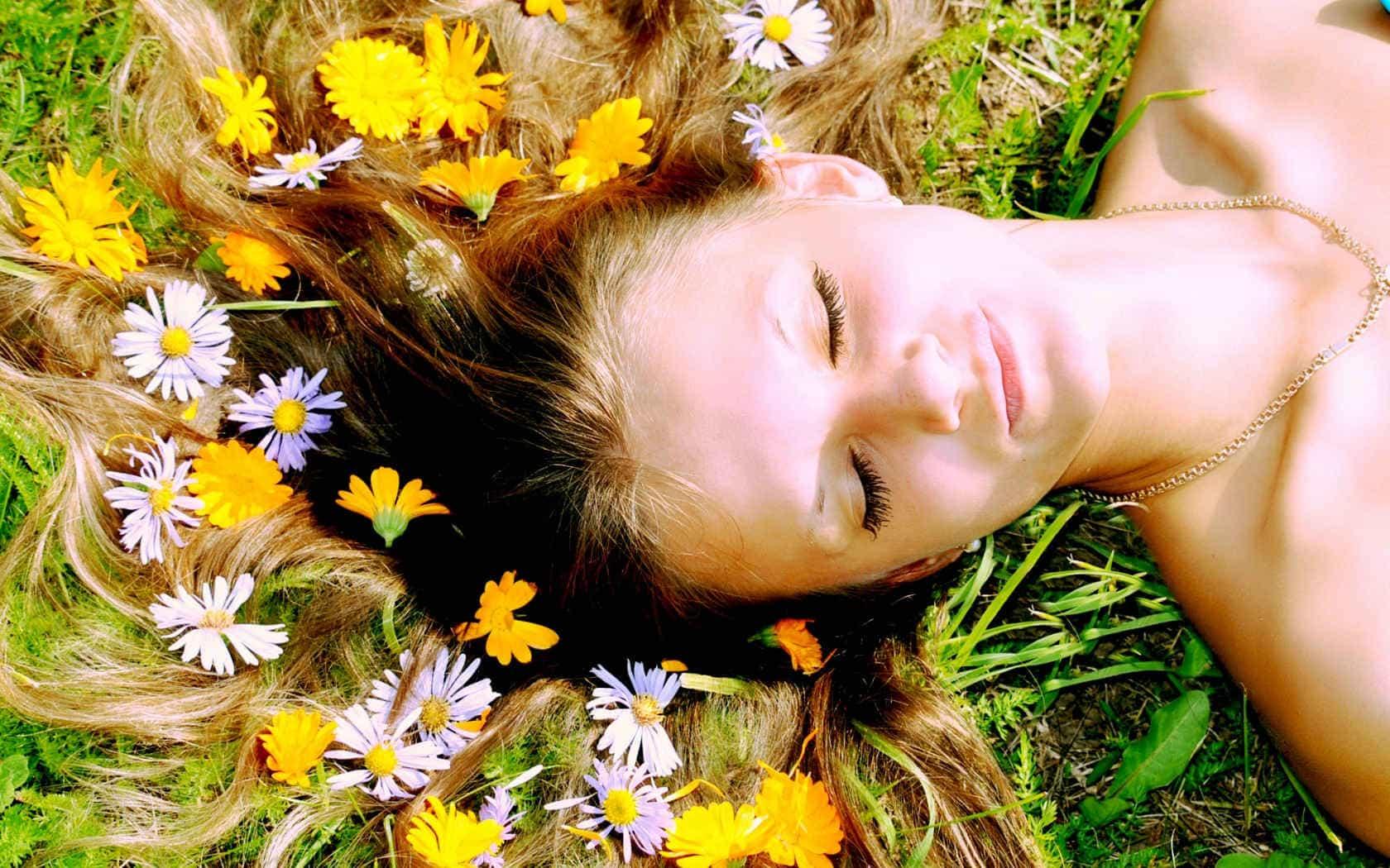 травы для здоровых волос