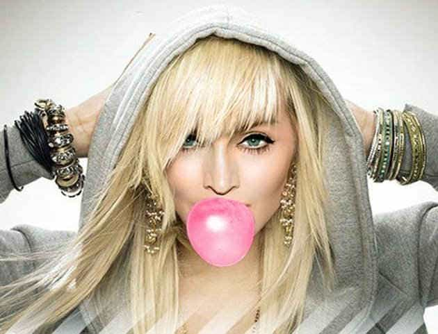 вечно молодая Мадонна