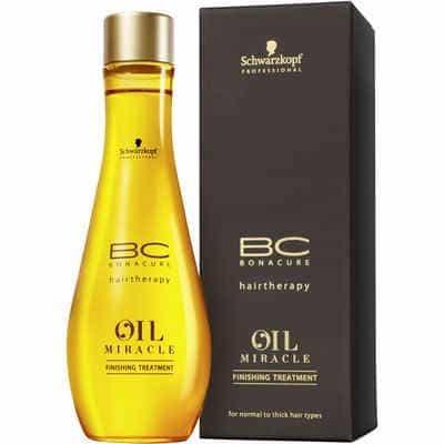 SCHWARZKOPF BC Масло для нормальных и жестких волос Oil Miracle Finishing Treatment