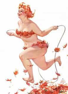 физическая активность осенью