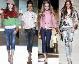 и снова джинсы