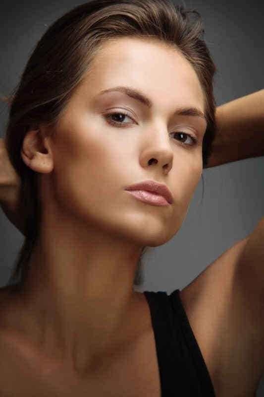 идеальный естественный макияж