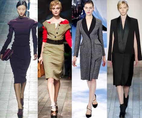 модная деловая одежда