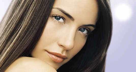 натуральный макияж для брюнеток