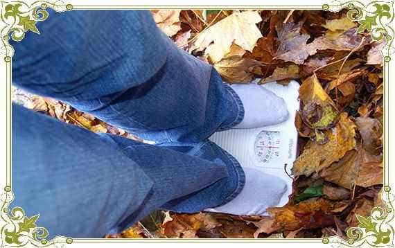 осень -отличное время взять себя в руки