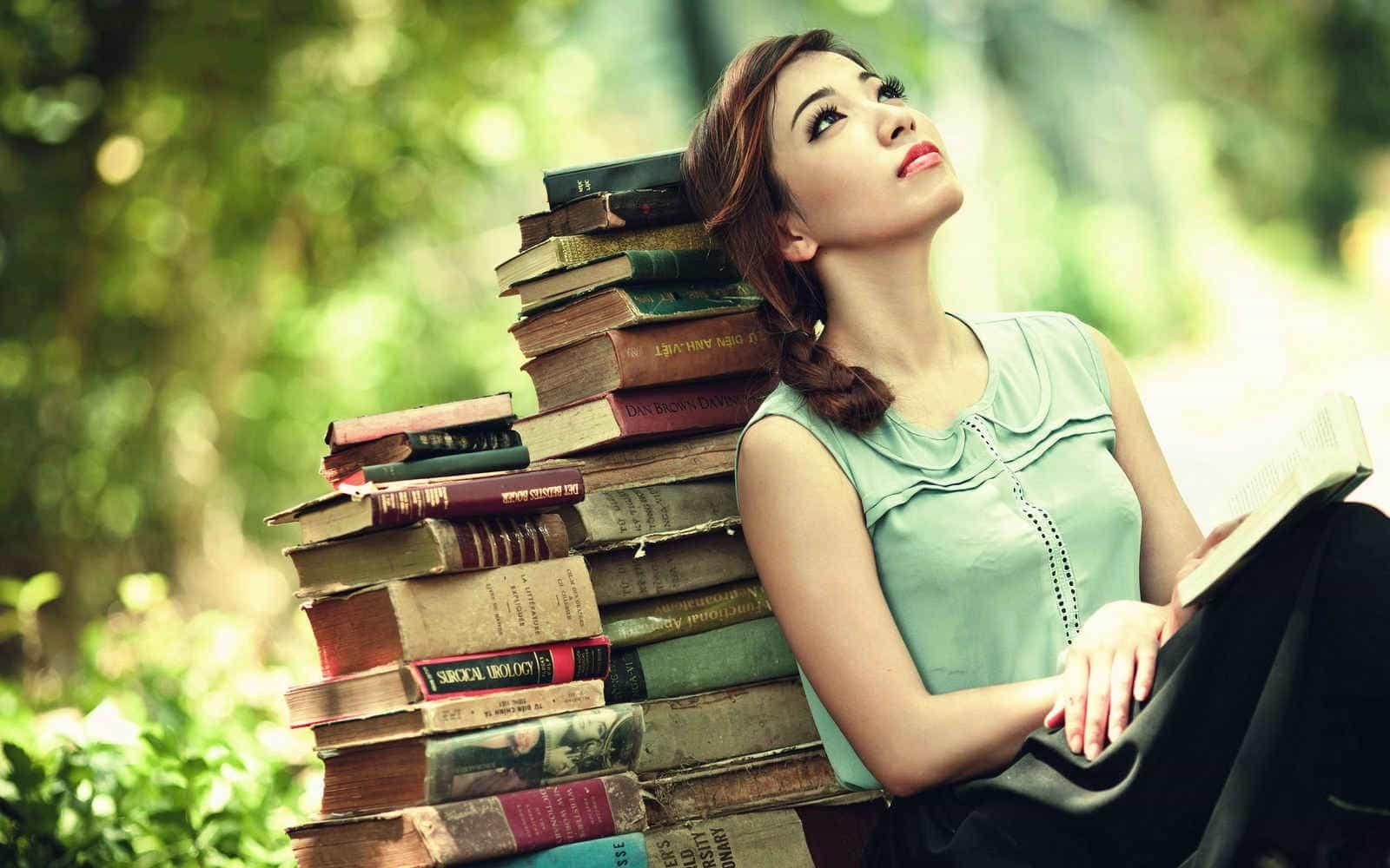 романтичная интеллектуалка