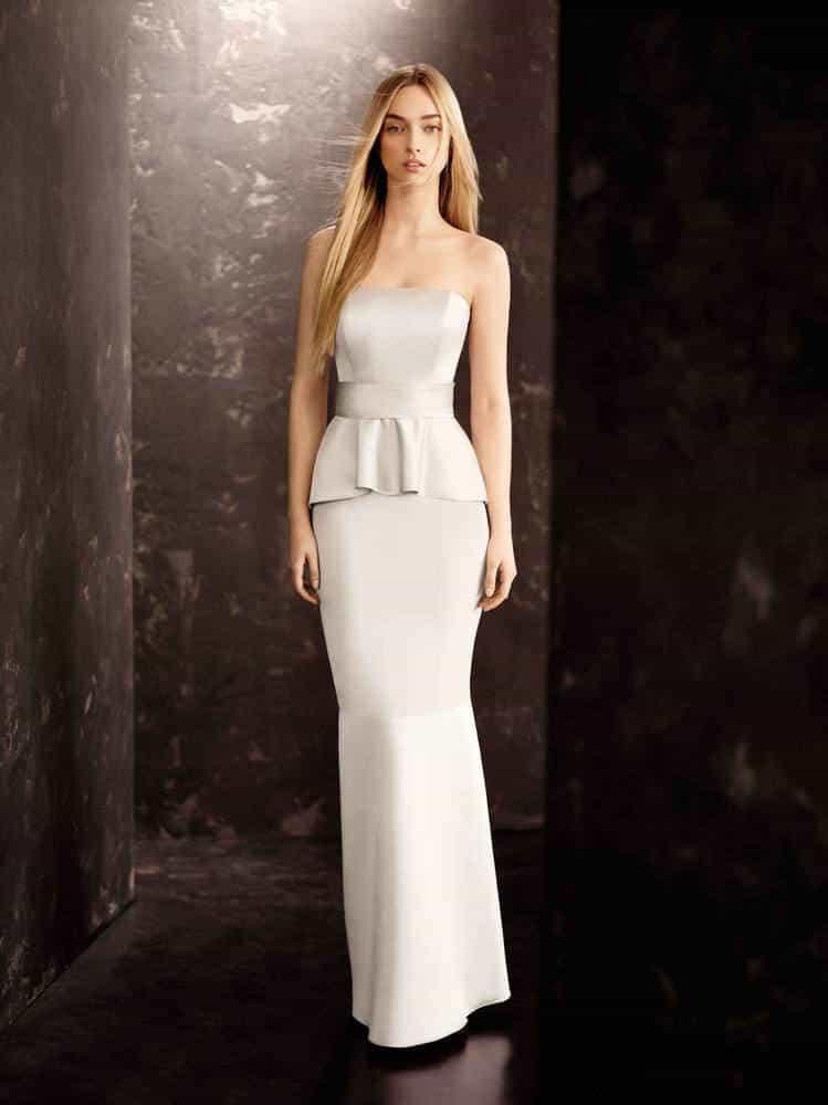 составное платье-костюм
