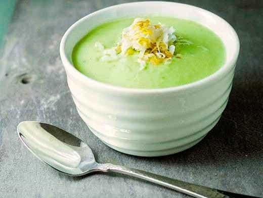 суп-пюре в осеннем рационе питания