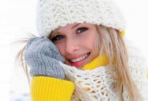 в холода нужно не грустить, а преображаться