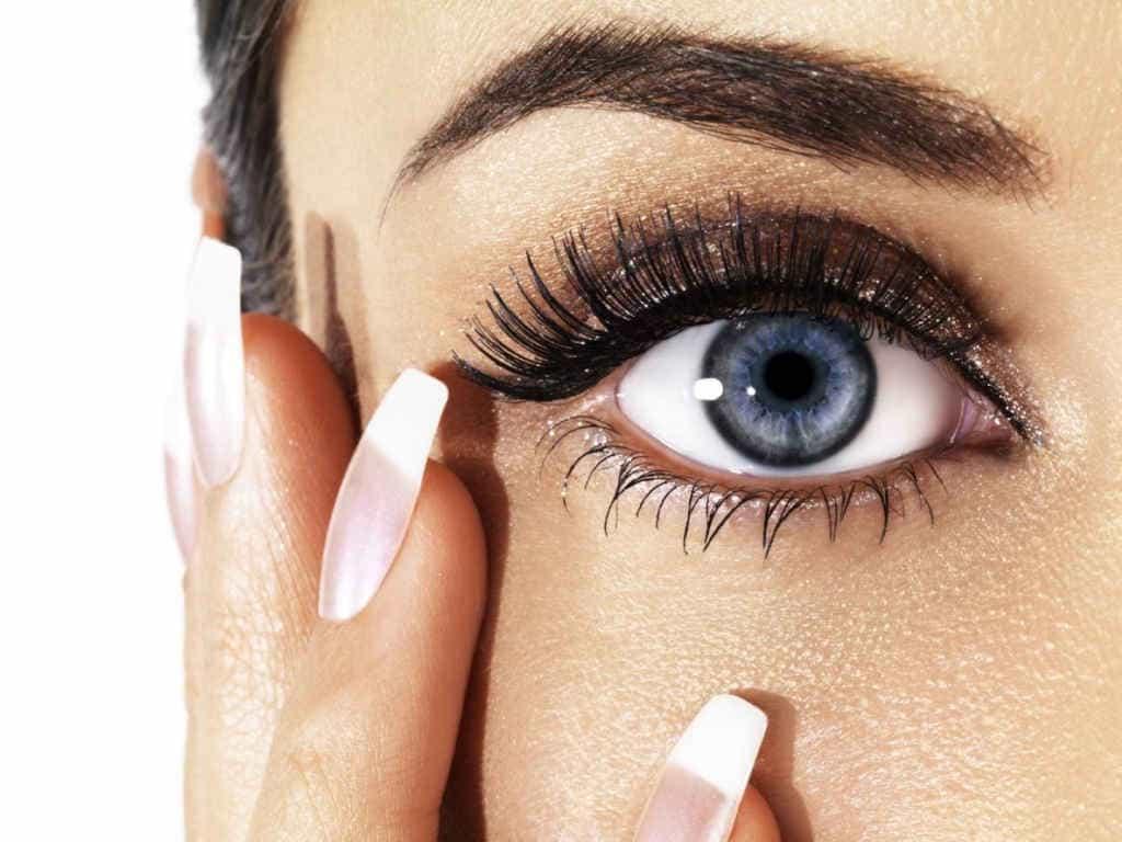 выразительные глаза на месяц за 2 часа
