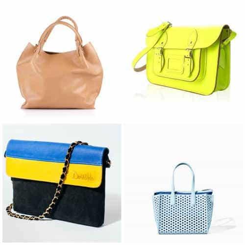 Модные сумки 2014-2015