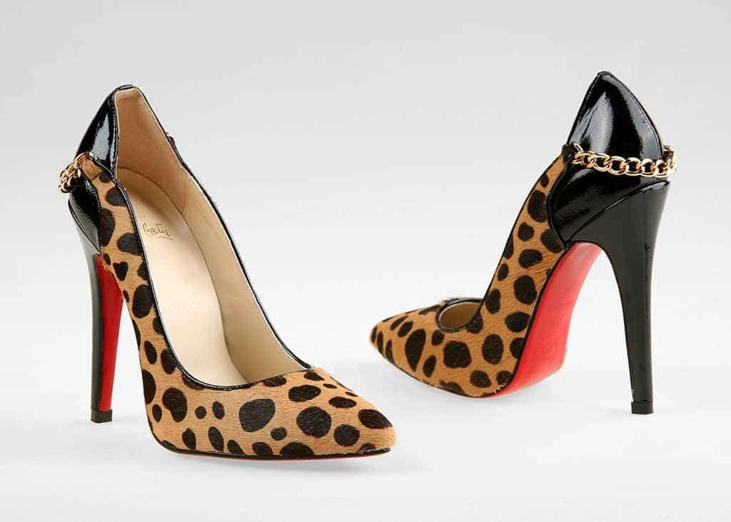 Новогодние туфли 2015