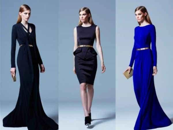 Самые модные летние платья 2014