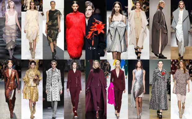 Модные тенденции в одежде осень зима