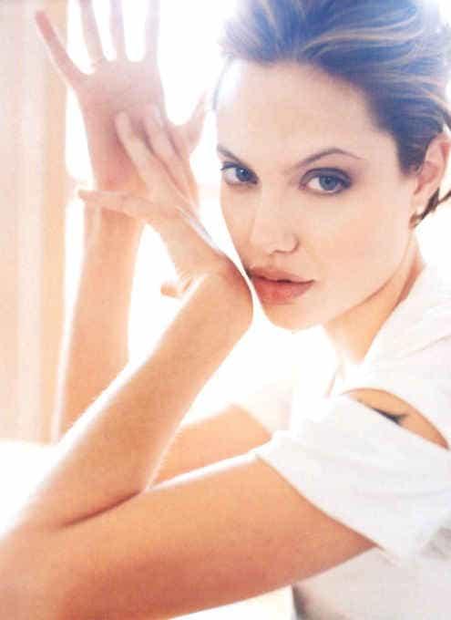 неподражаемая Джоли