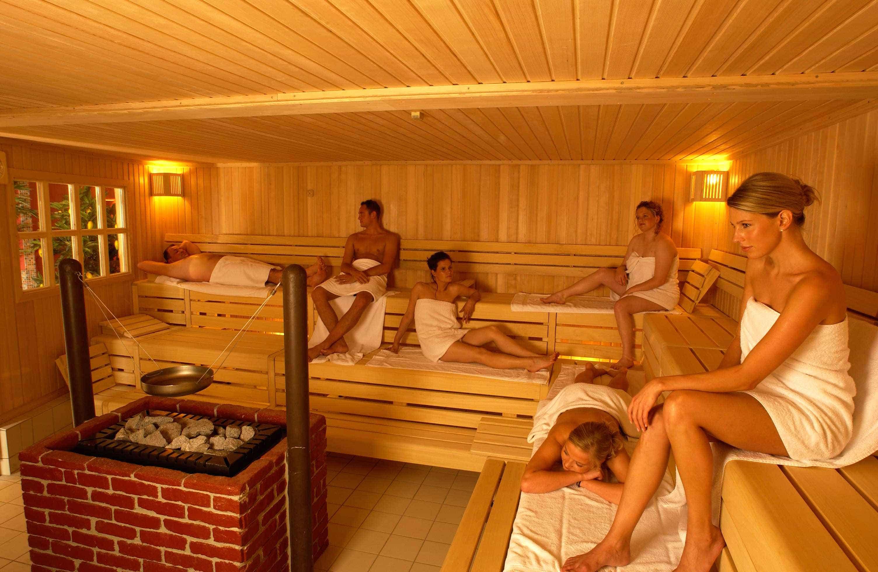особенности финской бани
