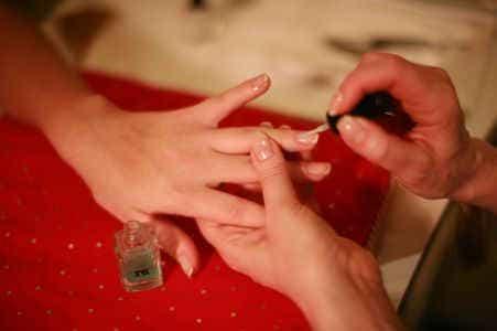 здоровые ногти - это модно