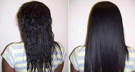 блеск и сила волос